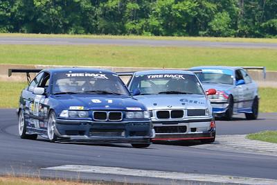 BMW Club Race June 2014 VIR