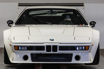 1979 BMW M1 Procar at the Madison Zamperini Collection