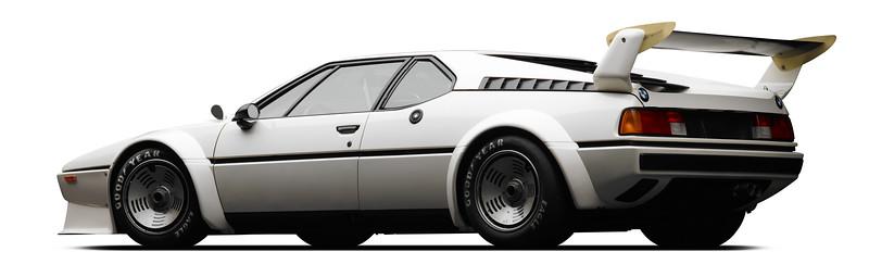 BMW M1 Procar 1979.