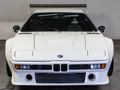 BMW M1 Procar at the Madison Zamperini Collection