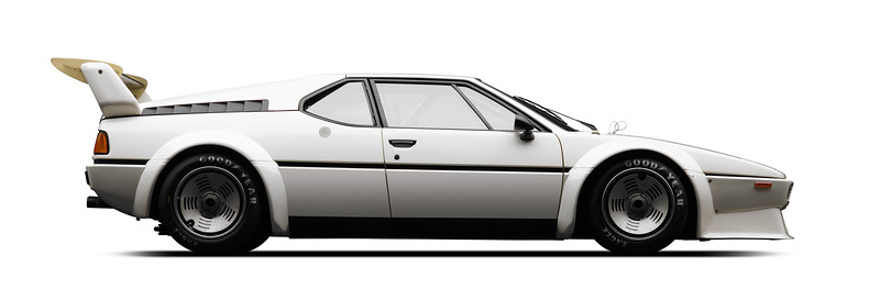 BMW M1 Procar. The world's only authentically original, new Procar as delivered by BMW Motorsport in 1979.