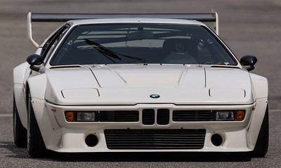 BMW M1 Procar - new, original, rare.