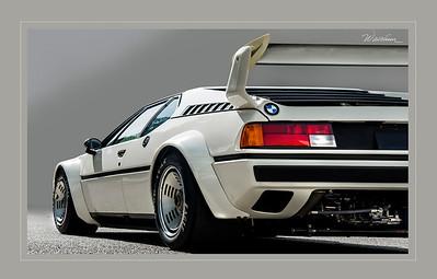 1979 BMW M1 Procar # 18