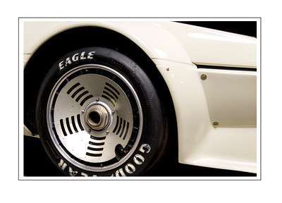 BMW M1 Procar 18 original wheel.