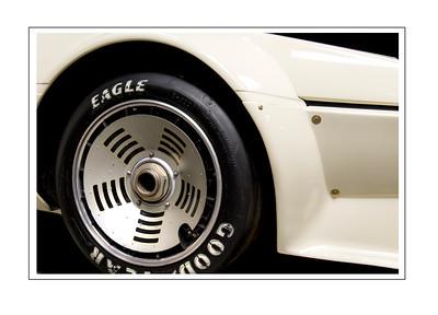 BMW M1 Procar 18 original wheel.