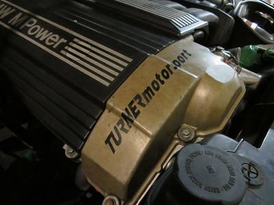E36 M3 Turner Burner