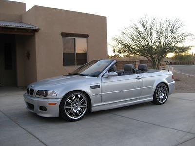 BMW M3 Convertable