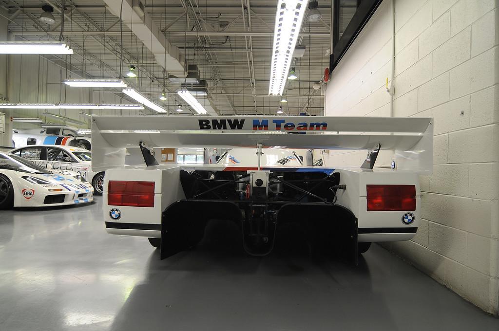 1986 March IMSA GTP car