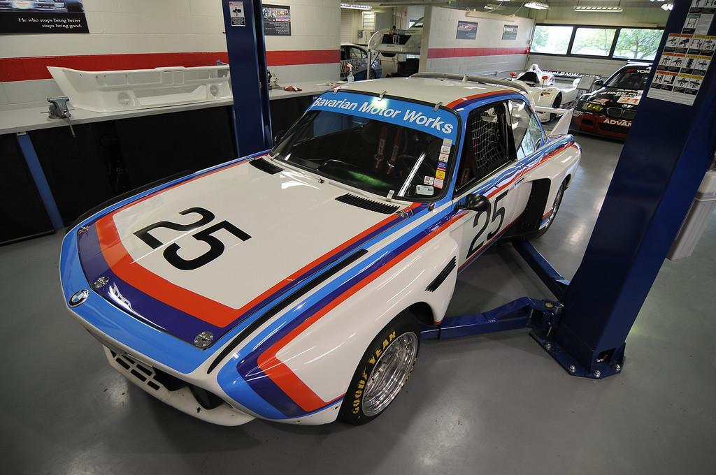 1975 3.5 CSL (Stuck/Redman/Gregg/Peterson/Posey)