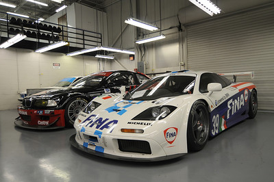 2001 M3 GTR, 1996 McLaren F1 GTR (only race was Le Mans 2006)