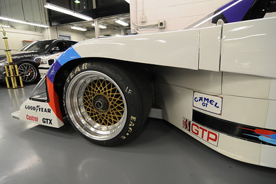 Detail of 1986 March IMSA GTP
