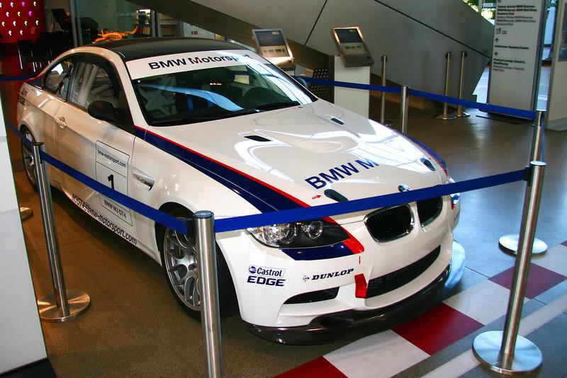 E90 M3 GTS Race Car