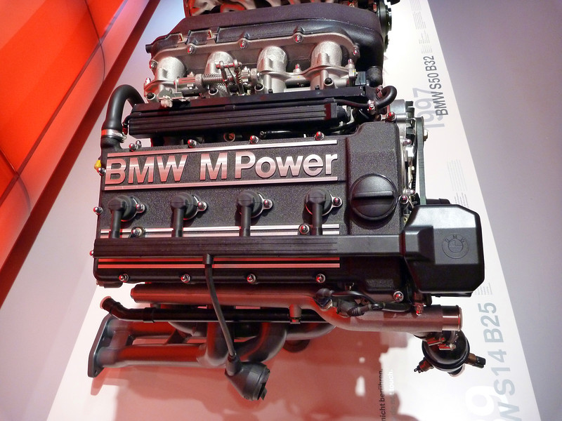 S14 Engine (powers the E30 M3)