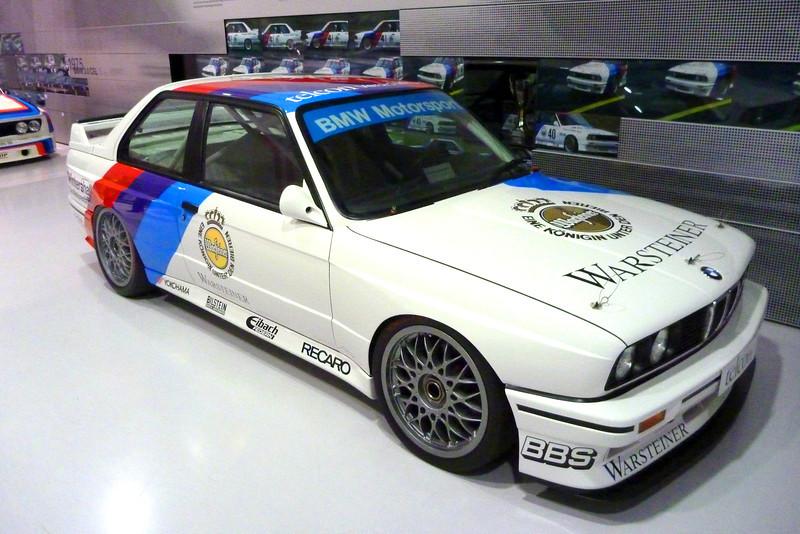 1992 BMW M3 Race Car