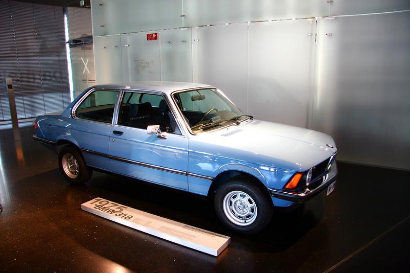 1975 BMW 318