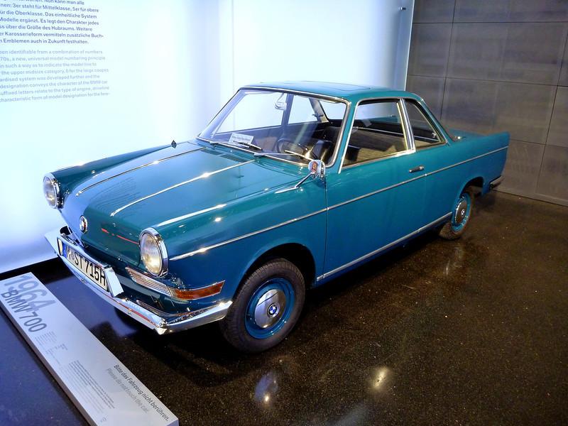 1964 BMW 1700