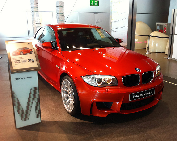1 Series M Coupe