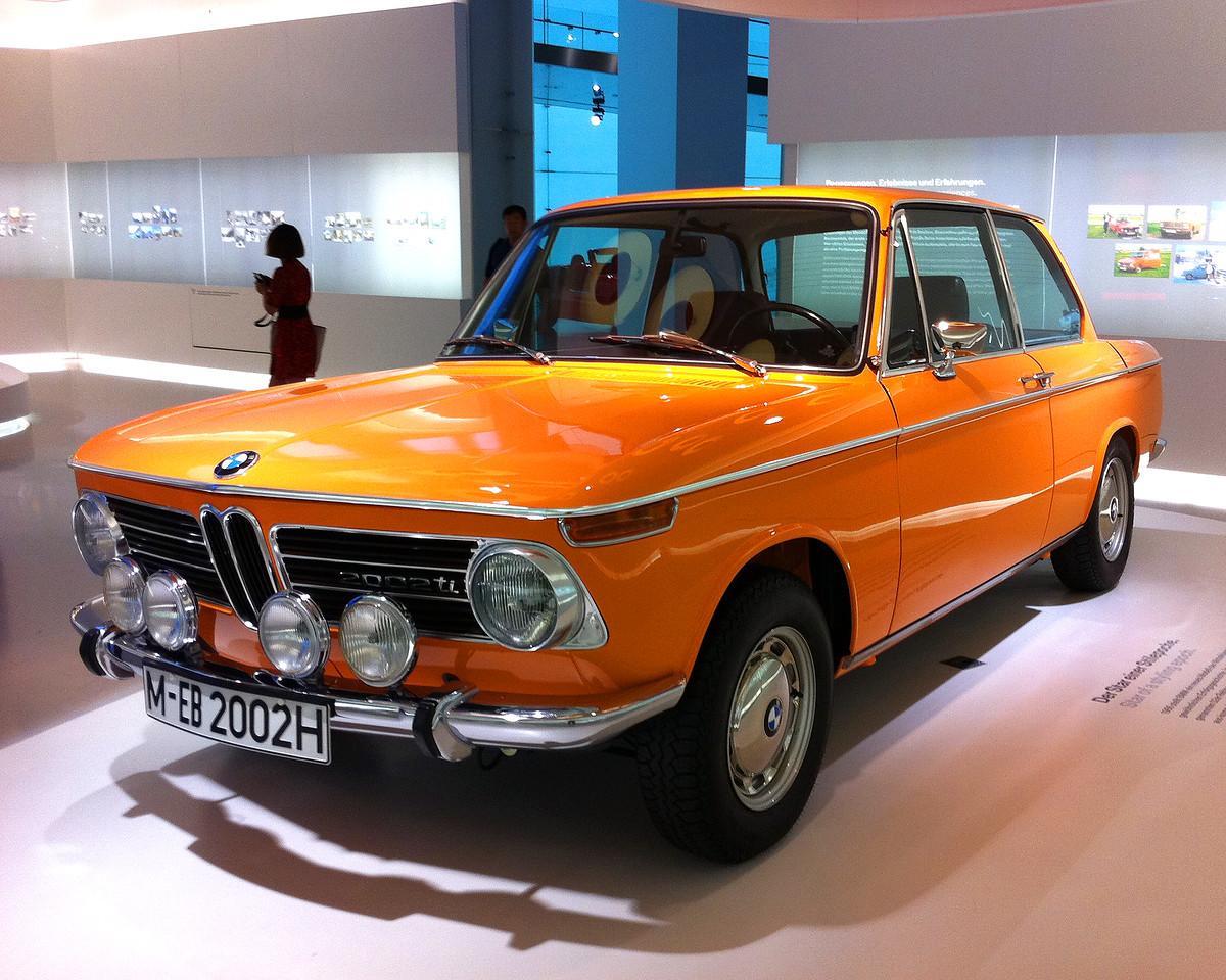 1968 BMW 2002ti