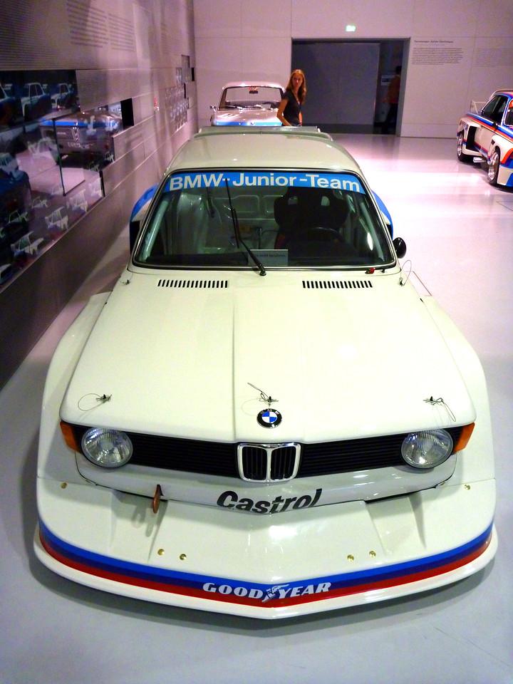 1977 BMW 320 GTS