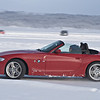 BMW Z4 M Roadster in sow