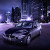 BMW car photography