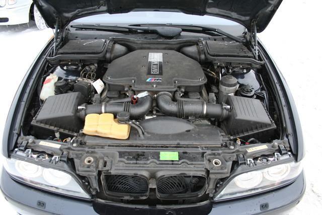 E39 M5 touring wagon