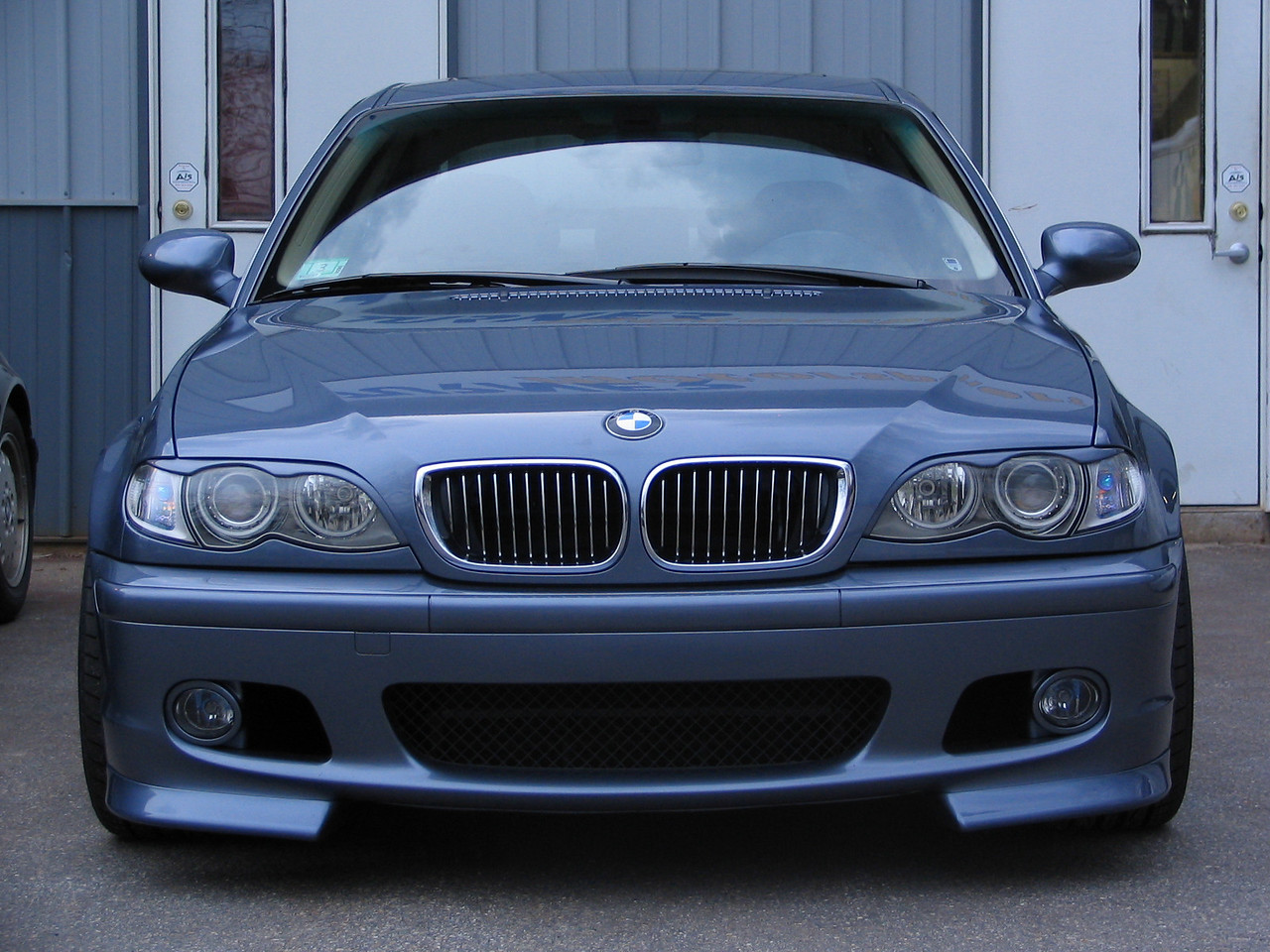 E46 330i. My favorite...