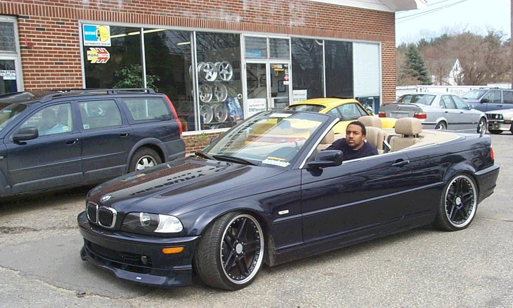 E46 325Ci. My first Performance BMW article.
