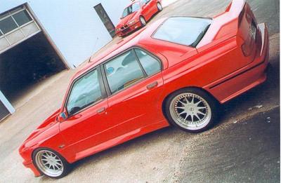 E30 M3 sedan
