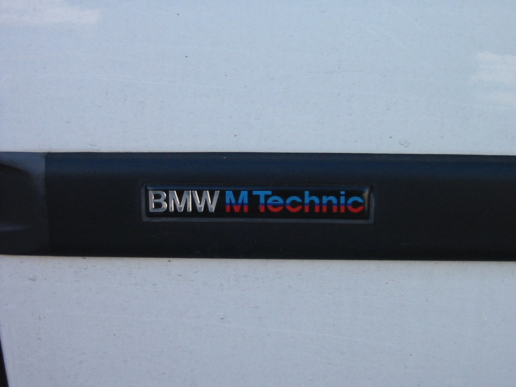 E36 325is M Technic