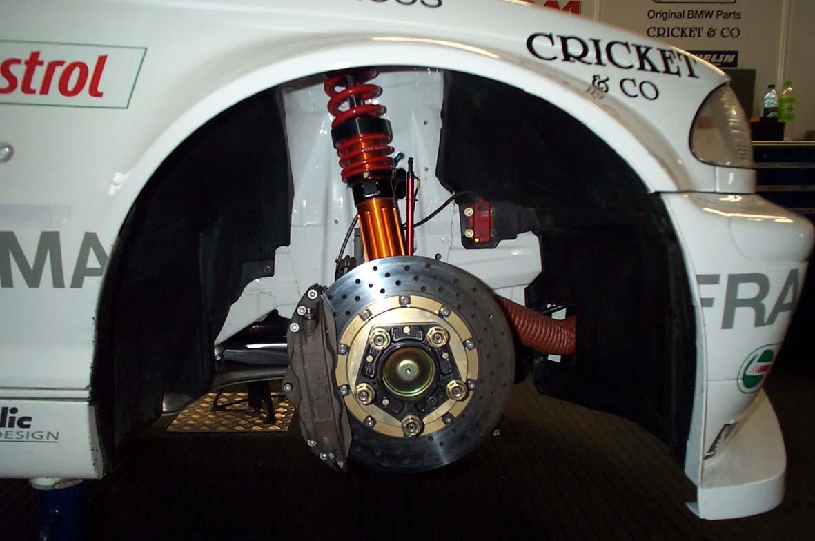 E46 320i ETCC racecar
