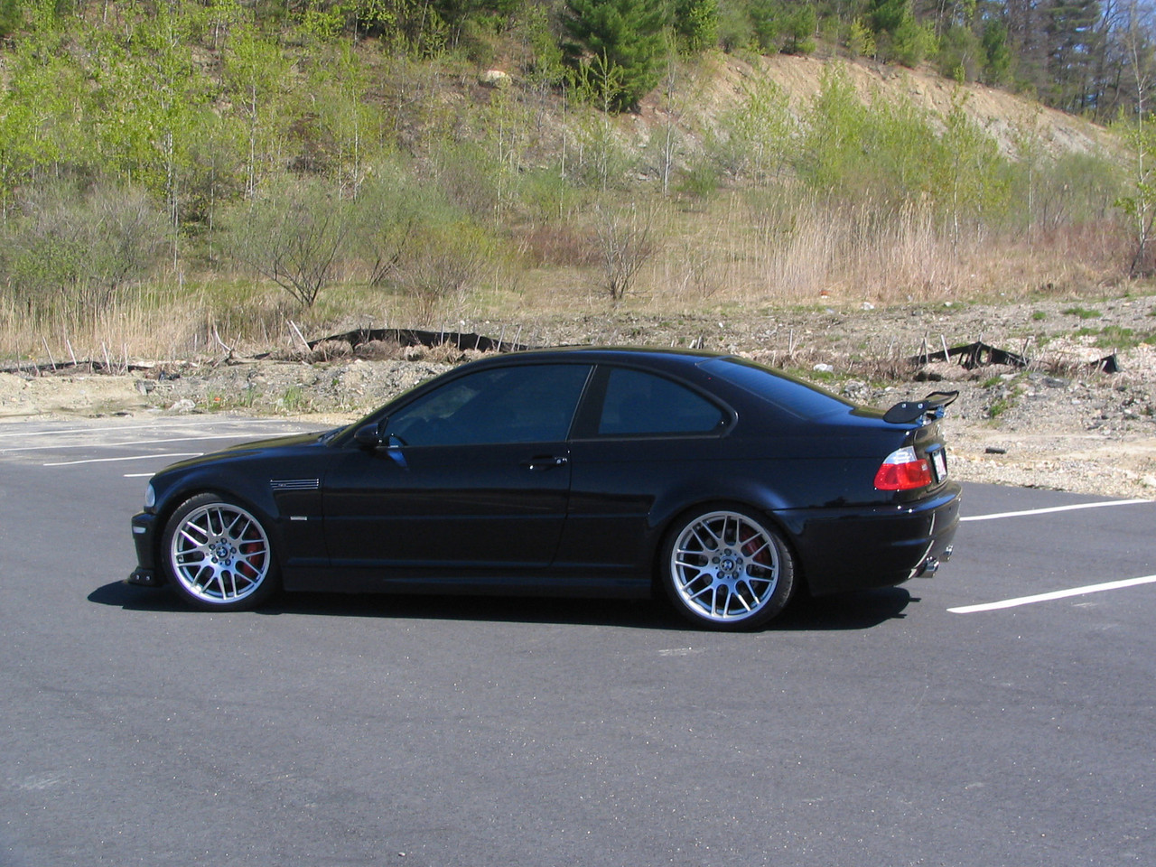 E46 M3. This car has it all.