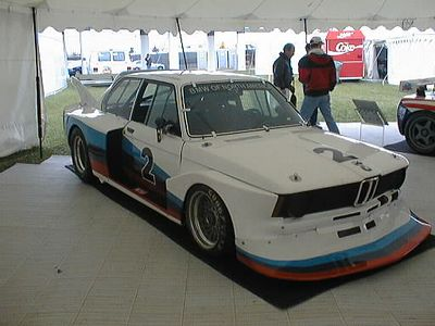 E21 320i Turbo Group 5