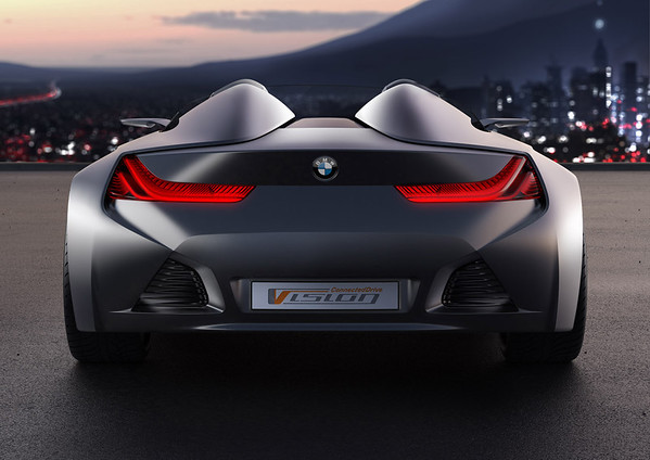 BMW Vision ConnectedDrive rear