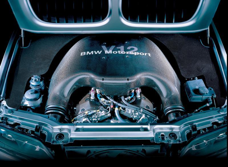 X5 Le Mans engine
