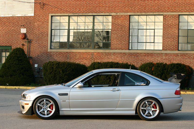 E46 M3. Too much to list...