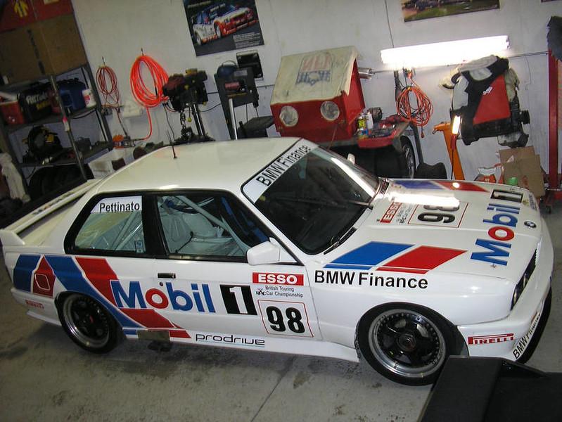 E30 M3 Prodrive Touring Car