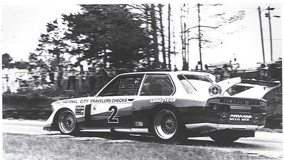 E21 320i Turbo Group 5