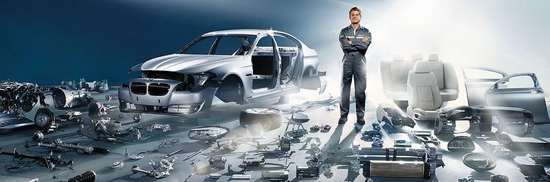 BMW parts dude