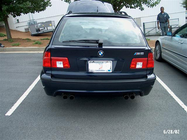 E39 M5 touring wagon