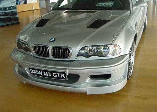 E46 M3 GTR road version