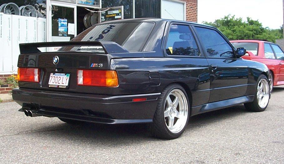 E30 M3. Tuned to the max.