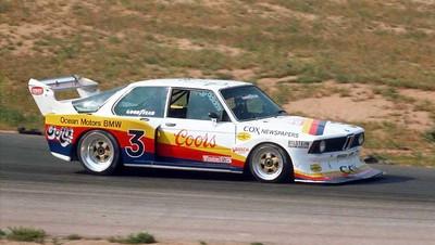 BMW 320 Turbo.
