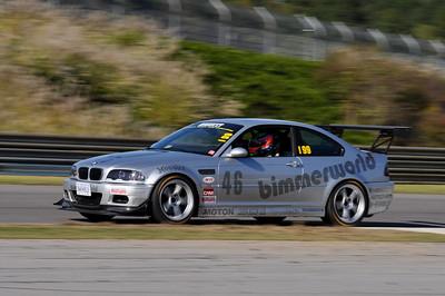BMWCCA O'Fest 2011 -- Racers