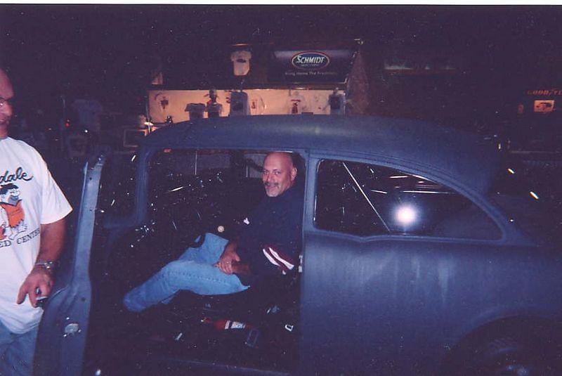 Mark in Two-Lane Blacktop 55