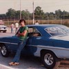 Mark Preston Cecil-Jeff Loeser Vega background-Charlie beside my car
