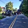 fort hoyle dump truck wreck 8-13-15