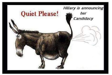 candidacy hillary