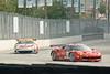 Ferrari making a left on Turn 4