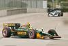 #82 Tony Kanaan in the Lotus Geico car